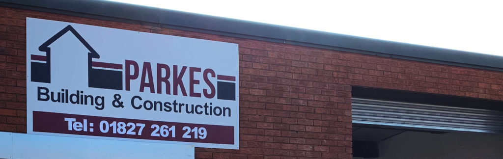 exterior of Parkes HQ